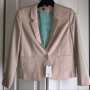 Cute casual blazer by Divided H+M-Size 12 NWT